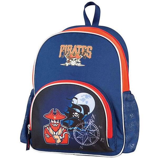 Купить Детский рюкзак Target Collection Пираты , Словения, синий/красный, Мужской