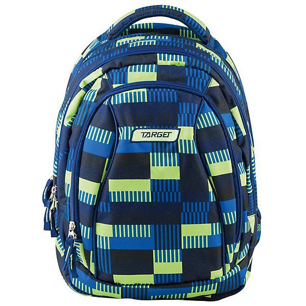 Рюкзак школьный 2 в 1 Target Collection AlloverРюкзаки<br>Характеристики:<br><br>• возраст от: 6 лет;<br>• цвет: синий/принт;<br>• материал: полиэстер;<br>• размер: 46х32х18 см.;<br>• объем рюкзака: средний ( 20 -30 л.);<br>• вес рюкзака: 1 кг.;<br>• тип рюкзака: повседневный;<br>• наполнение: органайзер для принадлежностей;<br>• ососбенности: 2 в 1, отделение для ключей, укрепленное дно;<br>• спинка: ортопедическая;<br>• тип застёжки: молния;<br>• количество отделений: 2 основных отделения.;<br>• количество карманов: 1 внешних/ 2 внутренних/ 2 боковых;<br>• дополнительная ручка-петля;<br>• износостойкая обивка выдержит любую погоду и прослужит не один год;<br>• регулируемые укрепленные лямки;<br>• стильный дизайн;<br>• бренд, страна бренда: Target Collection, Словения.<br><br>Рюкзак 2 в 1 ALLOVER от Target Collection выполнен из высококачественного полиэстера. Имеет петлю для подвешивания и две удобные лямки, длина которых регулируется с помощью пряжек. Он оснащен тремя большими отделениями. На внешней стороне рюкзака расположен большой накладной карман на молнии. По бокам имеются два кармана на резинке. Бегунки на застежках дополнены удобными тканевыми держателями. Особенностью данной модели является то, что одно отделение отстегивается и она превращается в малый рюкзак с лямками. <br><br>Легкий и функциональный рюкзак выполнен в ярком синем цвете с оригинальным принтом, он станет надежным спутником во время путешествий и повседневной носке. Рюкзак износостойкий, легко чистится и не требует бережного ухода.<br><br>Рюкзак 2 в 1 ALLOVER  от Target Collection, синий/принт, можно купить в нашем интернет-магазине.<br>Ширина мм: 460; Глубина мм: 320; Высота мм: 180; Вес г: 1000; Цвет: синий; Возраст от месяцев: 72; Возраст до месяцев: 192; Пол: Унисекс; Возраст: Детский; SKU: 8392237;