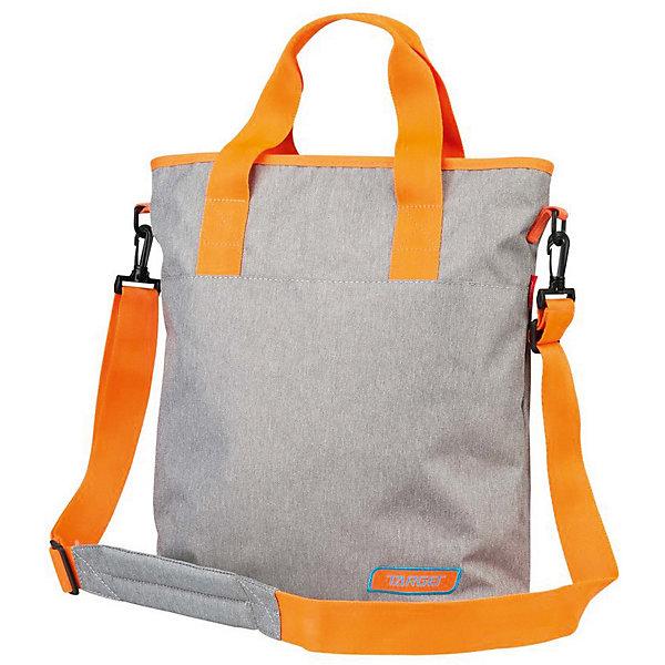 Сумка Target Collection МеркурийШкольные сумки<br>Характеристики:<br><br>• возраст от: 6 лет;<br>• цвет: серый;<br>• материал: полиэстер;<br>• размер сумки: 37х34х5 см.;<br>• объем рюкзака: маленький ( до 10 л..);<br>• вес: 600 гр;<br>• тип: повседневный;<br>• ососбенности: наплечный ремень;<br>• тип застёжки: молния;<br>• количество отделений: 1 отделение.;<br>• 1 потайное отделение;<br>• ручка-петля;<br>• износостойкая обивка выдержит любую погоду и прослужит не один год;<br>• стильный дизайн;<br>• бренд, страна бренда: Target Collection, Словения.<br><br>Городская сумка Меркурий от Target Collection выполнена из высококачественного полиэстера. Имеет одну удобную лямку и съемный наплечный ремень. У нее одно большое отделение, которое закрывается на молнию. Внутри имеется потайное отделение для документов и ключей.<br><br>Легкая и практичная сумка выполнена в сером цвете, станет не только стильным аксессуаром, но и надежным спутником во время путешествий и повседневной носке. Сумка износостойкая, легко чистится, быстро сохнет и не требует бережного ухода.<br><br>Городскую сумку Меркурий от Target Collection , серый, можно купить в нашем интернет-магазине.<br>Ширина мм: 370; Глубина мм: 340; Высота мм: 50; Вес г: 1000; Цвет: серый; Возраст от месяцев: 156; Возраст до месяцев: 1188; Пол: Унисекс; Возраст: Детский; SKU: 8392261;