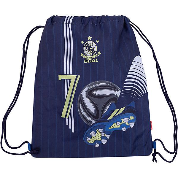 Мешок для обуви Target Collection FC Real MadridМешки для обуви<br>Характеристики:<br><br>• возраст от: 6 лет;<br>• цвет: синий;<br>• материал: полиэстер;<br>• размер: 38х32х2 см.;<br>• объем отделения: 2,5 л.;<br>• тип застёжки: утяжка на шнурке;<br>• количество отделений: 1;<br>• количество внешних карманов: 1;<br>• влагоустойчивый материал;<br>• стильный дизайн;<br>• бренд, страна бренда: Target Collection, Словения.<br><br>Сумка для детской сменной обуви Реал Мадрид от Target Collection для мальчика предназначена для переноски и хранения детской сменной обуви, а также спортивных вещей. Мешок имеет одно отделение и сбоку оснащен боковым карманом на молнии. С помощью длинных шнурков он плотно затягивается и выполняет функцию рюкзака.<br><br>Сумка для детской сменной обуви имеет яркий рисунок и изготовлена из современных и прочных материалов. Материал износостойкий, быстро сохнет и не требует бережного ухода. Изделие подойдет не только для школы, но и для посещения внеклассных занятий и тренировок.<br><br>Сумку для детской сменной обуви Реал Мадрид от Target Collection для мальчика, синий, можно купить в нашем интернет-магазине.<br>Ширина мм: 380; Глубина мм: 320; Высота мм: 20; Вес г: 60; Цвет: синий; Возраст от месяцев: 72; Возраст до месяцев: 192; Пол: Мужской; Возраст: Детский; SKU: 8392275;