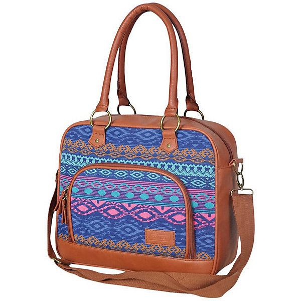 Школьная сумка Target Collection Vista Blue 3Школьные сумки<br>Характеристики:<br><br>• возраст от: 6 лет;<br>• цвет: коричневый/синий;<br>• материал: полиэстер, эко-кожа<br>• размер сумки: 30х35х13 см.;<br>• объем: маленький ( до 20 л.);<br>• вес: 1 кг;<br>• тип: повседневный;<br>• ососбенности: наплечный ремень;<br>• тип застёжки: молния;<br>• количество отделений: 1 отделение;<br>• 1 накладной карма;<br>• 2 ручки;<br>• износостойкая обивка выдержит любую погоду и прослужит не один год;<br>• стильный дизайн;<br>• бренд, страна бренда: Target Collection, Словения.<br><br>Городская сумка VISTA BLUE 3 от Target Collection выполнена из современных, прочных материалов. Модель украшена вставками и ремешками из эко-кожи. У нее одно большое отделения, а на внешней стороне сумки расположен большой накладной карман на молнии. Имеется дополнительный плечевой ремень.<br><br>Легкая и практичная сумка выполнена в яркой комбинации цветов, она станет не только стильным аксессуаром, но и надежным спутником во время путешествий и повседневной носке. Сумка износостойкая, легко чистится, быстро сохнет и не требует бережного ухода.<br><br>Городскую сумку VISTA BLUE 3 от Target Collection , коричневый/синий, можно купить в нашем интернет-магазине.<br>Ширина мм: 300; Глубина мм: 350; Высота мм: 130; Вес г: 1000; Цвет: blau/braun; Возраст от месяцев: 72; Возраст до месяцев: 192; Пол: Женский; Возраст: Детский; SKU: 8392363;