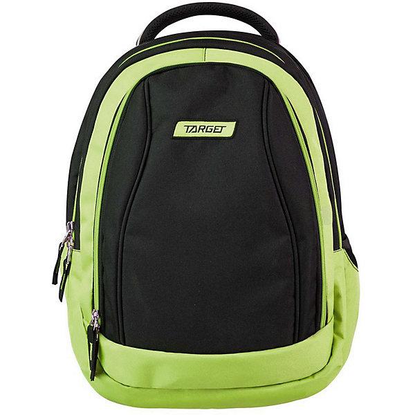 Рюкзак школьный 2 в 1 Target Collection Black limeРюкзаки<br>Характеристики:<br><br>• возраст от: 6 лет;<br>• цвет: черный/салатовый;<br>• материал: полиэстер;<br>• размер: 46х32х18 см.;<br>• объем рюкзака: средний ( 20 -30 л.);<br>• вес рюкзака: 1 кг.;<br>• тип рюкзака: повседневный;<br>• наполнение: органайзер для принадлежностей;<br>• ососбенности: 2 в 1, отделение для ключей, укрепленное дно;<br>• спинка: ортопедическая;<br>• тип застёжки: молния;<br>• количество отделений: 2 основных отделения.;<br>• количество карманов: 1 внешних/ 2 внутренних/ 2 боковых;<br>• дополнительная ручка-петля;<br>• износостойкая обивка выдержит любую погоду и прослужит не один год;<br>• регулируемые укрепленные лямки;<br>• стильный дизайн;<br>• бренд, страна бренда: Target Collection, Словения.<br><br>Рюкзак 2 в 1 Black lime от Target Collection выполнен из высококачественного полиэстера. Имеет петлю для подвешивания и две удобные лямки, длина которых регулируется с помощью пряжек. Он оснащен тремя большими отделениями. На внешней стороне рюкзака расположен большой накладной карман на молнии. По бокам имеются два кармана на резинке. Бегунки на застежках дополнены удобными тканевыми держателями. Особенностью данной модели является то, что одно отделение отстегивается и она превращается в малый рюкзак с лямками. <br><br>Легкий и функциональный рюкзак выполнен в ярком сочетании цветов, он станет надежным спутником во время путешествий и повседневной носке. Рюкзак износостойкий, легко чистится и не требует бережного ухода.<br><br>Рюкзак 2 в 1 Black lime  от Target Collection, черный/салатовый, можно купить в нашем интернет-магазине.<br>Ширина мм: 460; Глубина мм: 320; Высота мм: 180; Вес г: 1000; Цвет: schwarz/gr?n; Возраст от месяцев: 72; Возраст до месяцев: 192; Пол: Унисекс; Возраст: Детский; SKU: 8392377;