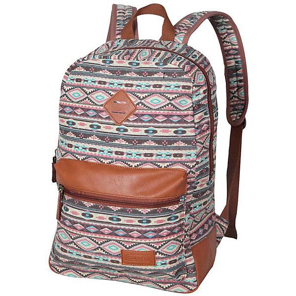 Рюкзак Target Collection Africa 2Рюкзаки<br>Характеристики:<br><br>• возраст от: 6 лет;<br>• цвет: коричневый/принт;<br>• материал: полиэстер;<br>• размер: 45х30х13см.;<br>• объем рюкзака: маленький ( до 20 л.);<br>• вес рюкзака: 1 кг.;<br>• тип рюкзака: повседневный;<br>• спинка: мягкая;<br>• тип застёжки: молния;<br>• количество отделений: 1 отделение.;<br>• количество карманов: 1 внешний/ 2 внутренних;<br>• дополнительная ручка-петля;<br>• износостойкая обивка выдержит любую погоду и прослужит не один год;<br>• регулируемые укрепленные лямки;<br>• стильный дизайн;<br>• бренд, страна бренда: Target Collection, Словения.<br><br>Рюкзак для девочки AFRICA 2 от Target Collection имеет яркий, красивый  рисунок и изготовлен из современных, прочных материалов. Оснащен двумя удобными лямками, длина которых регулируется. Модель украшена вставками и ремешками из эко-кожи. У него одно большое отделение, которое закрывается на молнию. На внешней стороне рюкзака расположен накладной карман на молнии. Ручка из плотной ткани в верхней части рюкзака сделает ношение в руке более удобным и комфортным.<br><br>Легкий и функциональный рюкзак станет надежным спутником юной модницы во время путешествий и повседневной носке. Рюкзак износостойкий, легко чистится и не требует бережного ухода. Рюкзаки от Target Collection наилучшим образом подчеркнут вашу креативность, индивидуальность и неповторимый стиль!<br><br>Рюкзак для девочки AFRICA 2 от Target Collection, коричневый/принт, можно купить в нашем интернет-магазине.<br>Ширина мм: 450; Глубина мм: 300; Высота мм: 130; Вес г: 1000; Цвет: grau/braun; Возраст от месяцев: 72; Возраст до месяцев: 192; Пол: Женский; Возраст: Детский; SKU: 8392427;