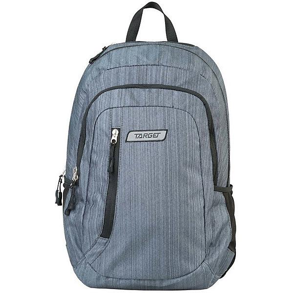 Рюкзак 2 zip Target Collection ЦинкРюкзаки<br>Характеристики:<br><br>• возраст от: 6 лет;<br>• цвет: серый;<br>• материал: полиэстер;<br>• размер: 50х34х18 см.;<br>• объем рюкзака: большой ( 30 л.);<br>• вес рюкзака: 1 кг.;<br>• тип рюкзака: повседневный;<br>• наполнение: органайзер для принадлежностей;<br>• ососбенности: отделение для ключей, укрепленное дно;<br>• спинка: ортопедическая;<br>• тип застёжки: молния;<br>• количество отделений: 1 отделение.;<br>• количество карманов: 1 внешний/ 2 внутренних/ 2 боковых;<br>• дополнительная ручка-петля;<br>• износостойкая обивка выдержит любую погоду и прослужит не один год;<br>• регулируемые укрепленные лямки;<br>• стильный дизайн;<br>• бренд, страна бренда: Target Collection, Словения.<br><br>Детский рюкзак Цинк от Target Collection выполнен из высококачественного полиэстера. Имеет петлю для подвешивания и две удобные лямки, длина которых регулируется с помощью пряжек. У него одно большое отделения, которое закрывается на молнию. На внешней стороне рюкзака расположен большой накладной карман на молнии. По бокам имеются два кармана на резинке. Бегунки на застежках дополнены удобными тканевыми держателями. Сверху имеется отделение для ключей.<br><br>Легкий и функциональный рюкзак выполнен в практичном сером цвете, он станет надежным спутником во время путешествий и повседневной носке. Рюкзак износостойкий, легко чистится и не требует бережного ухода.<br><br>Детский рюкзак Цинк от Target Collection , серый, можно купить в нашем интернет-магазине.<br>Ширина мм: 500; Глубина мм: 340; Высота мм: 180; Вес г: 1000; Цвет: серый; Возраст от месяцев: 72; Возраст до месяцев: 192; Пол: Унисекс; Возраст: Детский; SKU: 8392445;