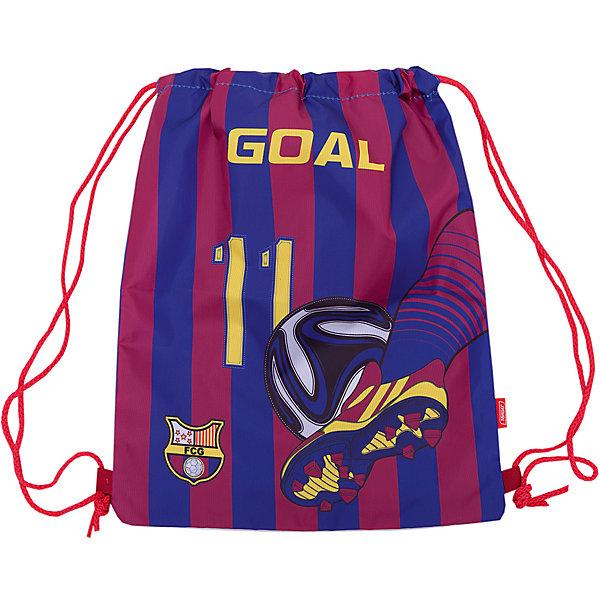 Купить Мешок для обуви Target Collection FC Barcelona , Словения, синий/красный, Мужской