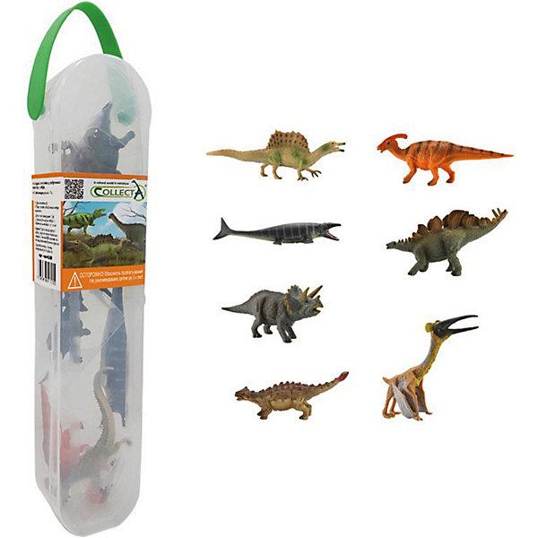 Collecta Набор коллекционных фигурок Collecta Динозавры 1 игровые фигурки gulliver collecta динозавр трицератопс 1 40