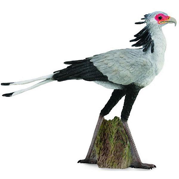 Collecta Коллекционная фигурка Collecta Птица секретарь, L игровые фигурки gulliver collecta динозавр эйниозавр l
