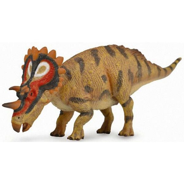 Collecta Коллекционная фигурка Collecta Регалицератопс, XL игровые фигурки gulliver collecta динозавр трицератопс 1 40