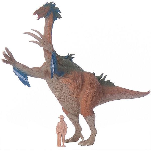 Collecta Коллекционная фигурка Collecta Теризинозавров, 1:40 игровые фигурки gulliver collecta динозавр трицератопс 1 40