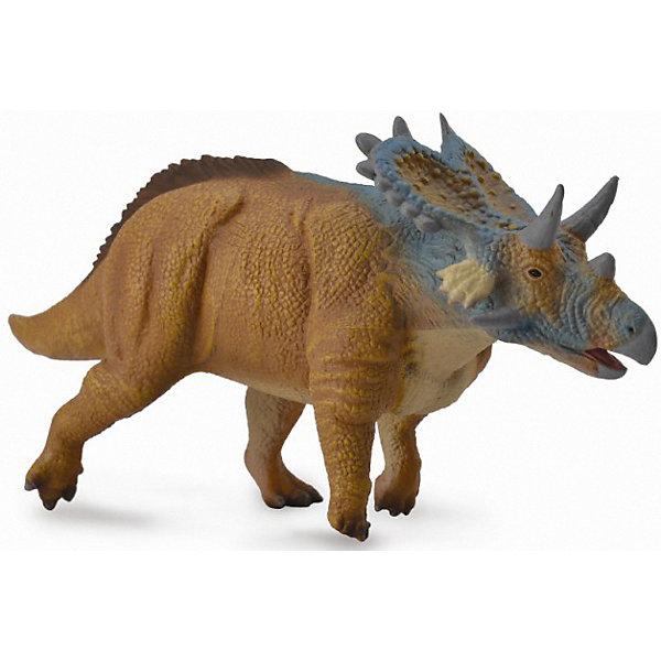 Collecta Коллекционная фигурка Collecta Меркурицератопс, L игровые фигурки gulliver collecta динозавр трицератопс 1 40