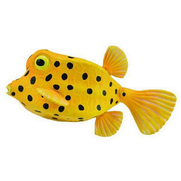 Коллекционная фигурка Collecta Рыбка-коробка, S, Китай, Унисекс  - купить со скидкой
