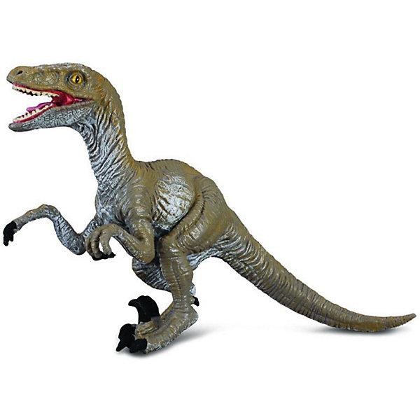Collecta Коллекционная фигурка Collecta Велоцираптор, M collecta коллекционная фигурка collecta тираннозавр с подвижной челюстью