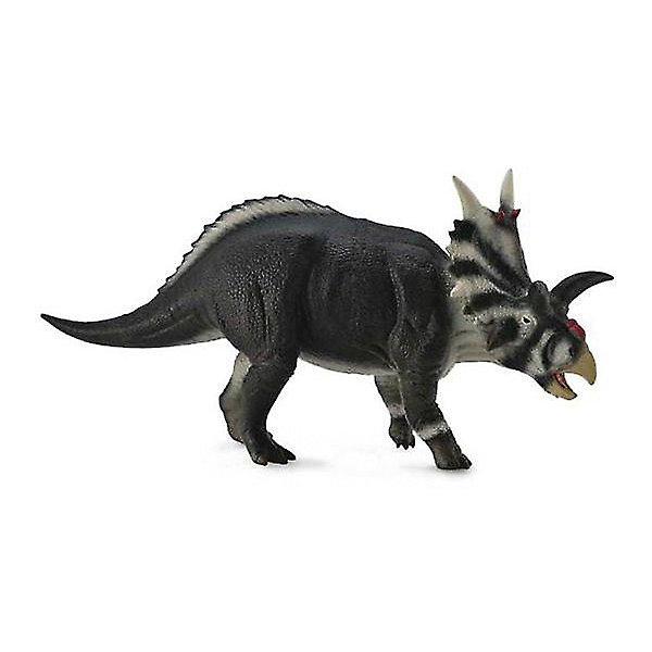 Collecta Коллекционная фигурка Collecta Ксеноцератопс, L игровые фигурки gulliver collecta динозавр трицератопс 1 40