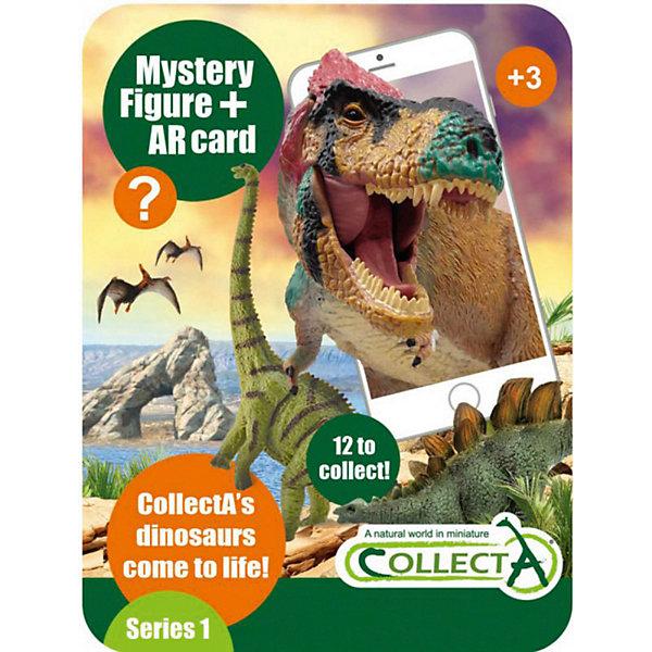 Collecta Коллекционная фигурка Collecta Динозавр, коллекция 1 игровые фигурки gulliver collecta динозавр трицератопс 1 40