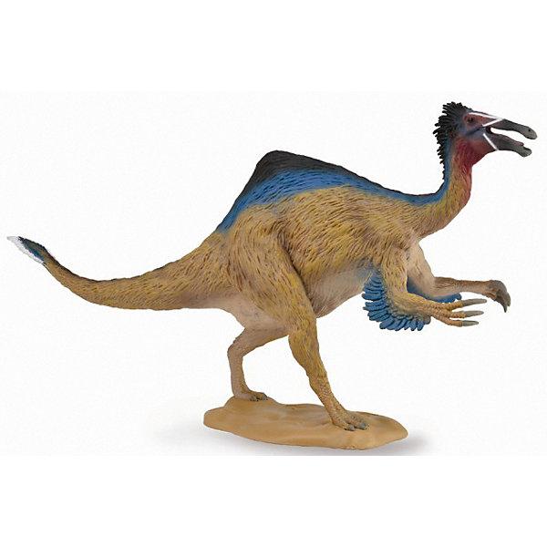 Collecta Коллекционная фигурка Collecta Дейнохейрус, 1:40 игровые фигурки gulliver collecta динозавр трицератопс 1 40