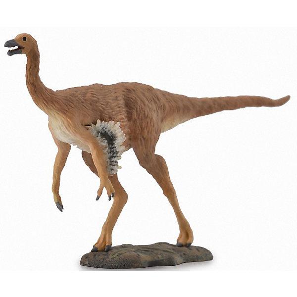 Collecta Коллекционная фигурка Collecta Струтиомим, M игровые фигурки gulliver collecta динозавр трицератопс 1 40