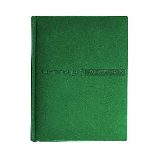 Дневник школьный Альт «Velvet», зеленыйДневники<br>Характеристики:<br><br>• возраст: от 6 лет;<br>• цвет: зеленый;<br>• обложка: искусственная кожа;<br>• количество листов: 48;<br>• бумага: офсет 70г/кв. м;<br>• переплет: твердый;<br>• параметры: 22х17 см;<br>• размер упаковки: 22,2х17,2х1,5 см;<br>• вес в упаковке: 292 гр;<br>• страна бренда: Россия.<br><br>Дневник школьный Альт «Velvet» (Вельвет) выпускается в твердой износостойкой обложке с прорезиненной фактурой. Надпись Дневник на лицевой стороне выполнена с помощью термотиснения,  придающего надписям рельефность. Угол обложки и блока закругленные. <br><br>Страницы внутреннего блока сделаны из высококачественной тонированной бежевой бумаги высокой плотности. На первом форзаце обложки находится отдельное поле для личных данных ученика. <br><br>Для удобства ученика предусмотрена тонкая закладка-ляссе в цвет обложки. В закрытом виде дневник фиксируется с помощью эластичной черной резинки. На внутреннем развороте находится конверт для записок и других мелочей.  <br><br>Дневник школьный Альт «Velvet» (Вельвет), зеленый можно купить в нашем интернет-магазине.<br>Ширина мм: 222; Глубина мм: 172; Высота мм: 15; Вес г: 292; Цвет: зеленый; Возраст от месяцев: 72; Возраст до месяцев: 2147483647; Пол: Унисекс; Возраст: Детский; SKU: 8393375;