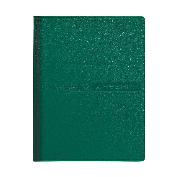 Дневник школьный Альт «Velvet cosmo», зеленыйДневники<br>Характеристики:<br><br>• возраст: от 6 лет;<br>• цвет: зеленый;<br>• обложка: искусственная кожа;<br>• количество листов: 48;<br>• бумага: офсет 70г/кв. м;<br>• переплет: твердый;<br>• параметры: 22х17 см;<br>• размер упаковки: 22х17,5х1,5 см;<br>• вес в упаковке: 290 гр;<br>• страна бренда: Россия.<br><br>Дневник школьный Альт «Velvet cosmo» (Вельвет космо) выпускается в твердой износостойкой обложке с прорезиненной фактурой и перламутровым блеском. Графические элементы нанесены методом вдавленного термотиснения. Угол обложки и блока закругленные.<br><br>Страницы внутреннего блока сделаны из гладкой белой бумаги высшего сорта. На первом форзаце обложки находится отдельное поле для личных данных ученика. Для удобства ученика предусмотрена тонкая закладка-ляссе в цвет обложки.<br><br>Дневник школьный Альт «Velvet cosmo» (Вельвет космо), зеленый можно купить в нашем интернет-магазине.<br>Ширина мм: 220; Глубина мм: 175; Высота мм: 15; Вес г: 290; Цвет: зеленый; Возраст от месяцев: 72; Возраст до месяцев: 2147483647; Пол: Унисекс; Возраст: Детский; SKU: 8393383;