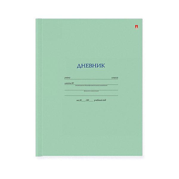 Школьный дневник для старших классов Альт 40 листов, зеленыйДневники<br>Характеристики:<br><br>• возраст: от 12 лет;<br>• цвет: зеленый;<br>• количество листов: 40;<br>• формат: А5 (17х22 см);<br>• разметка: в линейку;<br>• обложка: интегральный переплет;<br>• размер упаковки: 22х17х6 см;<br>• вес: 198 гр;<br>• страна бренда: Россия.<br><br>Школьный дневник для старших классов Альт с твердой обложкой. Матовая ламинированная пленка ПВХ в течение всего года сохраняет первоначальный вид дневника, не позволяет печати тускнеть.<br><br>Внутренний блок из 80 страниц отпечатон на белой офсетной бумаге плотностью не менее 60 г/кв.м.<br>Внутри есть страницы для персональных данных ученика, графы для данных о преподавателях, последняя страница служит для выставления оценок за год и четверть.<br><br>Школьный дневник для старших классов Альт 40 листов, зеленый можно купить в нашем интернет-магазине.<br>Ширина мм: 220; Глубина мм: 170; Высота мм: 6; Вес г: 198; Цвет: зеленый; Возраст от месяцев: 72; Возраст до месяцев: 2147483647; Пол: Унисекс; Возраст: Детский; SKU: 8393409;