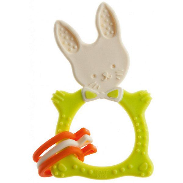Roxy-Kids Универсальный прорезыватель Roxy-kids Bunny,