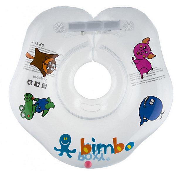Roxy-Kids Круг на шею для купания Roxy-kids Bimbo круг для купания младенцев flipper отзывы