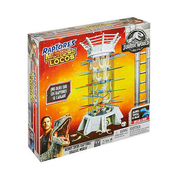 Mattel Настольная игра Games Раптор акробат