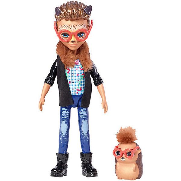 Mattel Мини-кукла Enchantimals Любимая зверюшка Хисби Ёжик и Поинтер rubis пинцет поинтер голубой