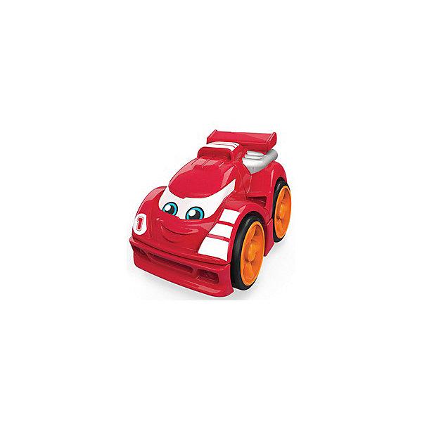 Mattel Конструктор MEGA BLOCKS Гоночные машинки, красная soft blocks конструктор дружок 3102