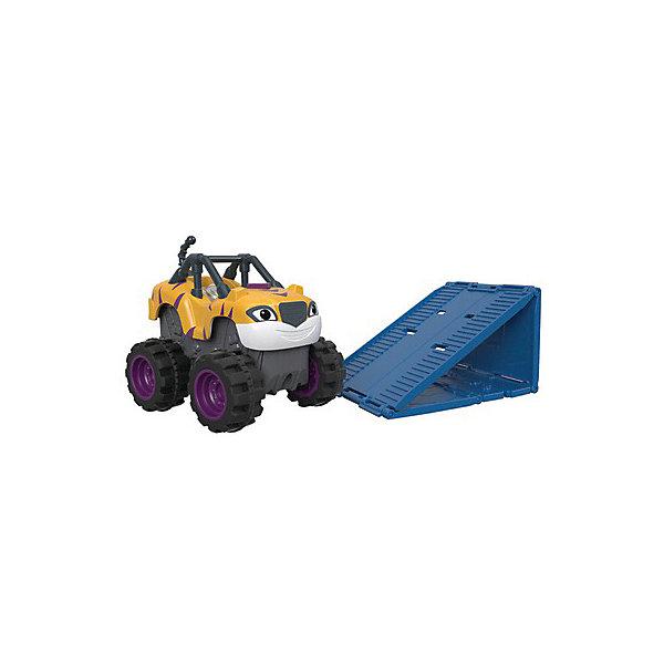 цена на Mattel Моторизированная машинка Вспыш и чудо-машинки