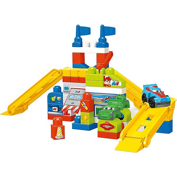 Mattel Большой игровой набор гоночных машинок