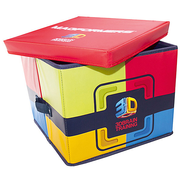 MAGFORMERS Коробка для хранения Magformers Box коробка для мушек snowbee slit foam compartment waterproof fly box x large