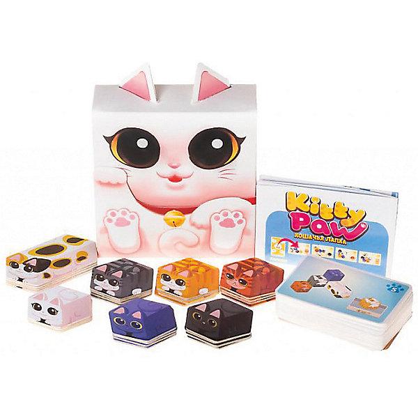 GaGa Games Настольная игра GaGa Games Kitty Paw Кошачья лапка настольная игра gaga games gg065 обломи меня