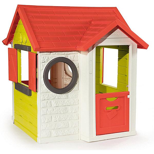 Smoby Игровой домик со звонком