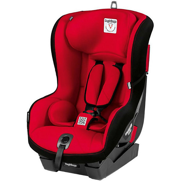 Peg Perego Автокресло Peg Perego Viaggio1 Duo-Fix K, 9-18 кг, Rouge автокресло peg perego viaggio duo fix k черный