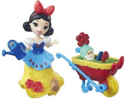 Игровой набор с мини-куклой Disney Princess  Маленькое королевство  Белоснежка, артикул:8401591 - Принцессы Дисней