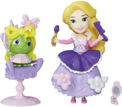 Игровой набор с мини-куклой Disney Princess  Маленькое королевство  Рапунцель, артикул:8401601 - Принцессы Дисней