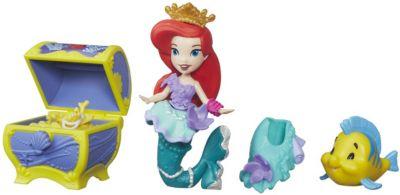 Игровой набор с мини-куклой Disney Princess  Маленькое королевство  Ариэль, артикул:8401603 - Принцессы Дисней