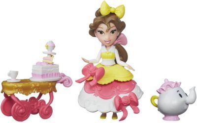 Игровой набор с мини-куклой Disney Princess  Маленькое королевство  Бель, артикул:8401605 - Принцессы Дисней