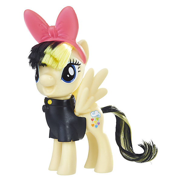 Фигурка My little Pony Пони-подружки СеренадаФигурки из мультфильмов<br>Характеристики:<br><br>• возраст: от 3 лет;<br>• материал: пластик;<br>• высота фигурки: 7 см;<br>• в наборе: фигурка, аксессуар;<br>• вес упаковки: 55 гр.;<br>• размер упаковки: 4,8х12,7х15,2 см;<br>• страна бренда: США.<br><br>Фигурка Hasbro My little Pony из серии «Пони-подружки» в точности изображает героиню любимого детского мультсериала «Дружба – это чудо!». Очаровательная пони обладает ярким окрасом, большими глазками и длинной лоснящейся гривой. Гриву и хвостик можно причесывать. Голова фигурки крутится в разные стороны.<br><br>В наборе также есть аксессуар для пони. Фигурку небольшого размера удобно повсюду брать с собой. Собрав всю коллекцию серии, девочка сможет устраивать сюжетные игры. Набор выполнен из качественных безопасных материалов.<br><br>Фигурку My little Pony «Пони-подружки» Серенада можно купить в нашем интернет-магазине.