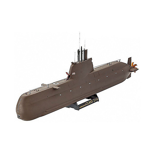 Revell Сборная модель Revell Подводная лодка типа 214 подводная лодка подводная лодка f301 угол клапан красоты