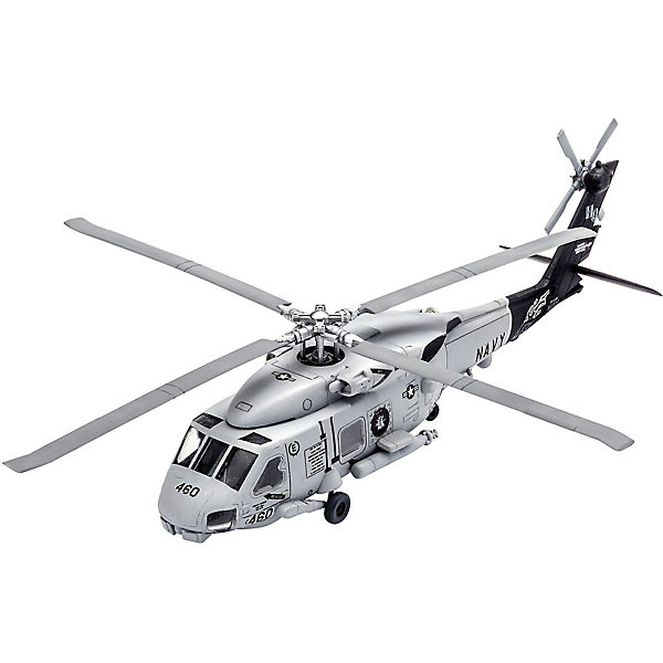 Revell Сборная модель Revell Американский многоцелевой вертолёт SH-60 военно-морского флота сборная модель вертолета revell белл uh 1 ирокез