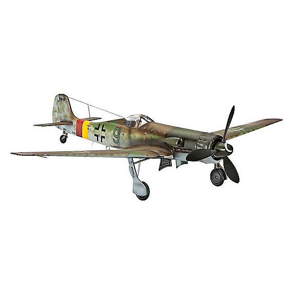 Revell Сборная модель Revell Немецкий самолёт Focke Wulf Ta 152 H сборная модель самолета revell f 16 c solo trk с клеем и красками