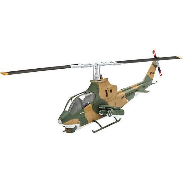 Revell Сборная модель Американский ударный вертолёт Bell AH-1G Cobra