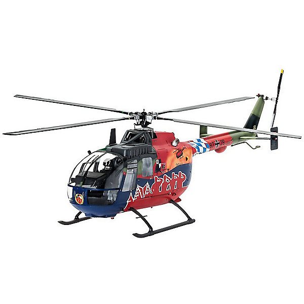 Revell Сборная модель Вертолёт BO 105