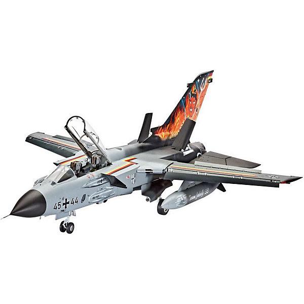 Revell Сборная модель Revell Самолёт Истребитель-бомбардировщик Торнадо IDS, ВВС и ВМС Германии сборная модель revell самолет fairey gannet t 5