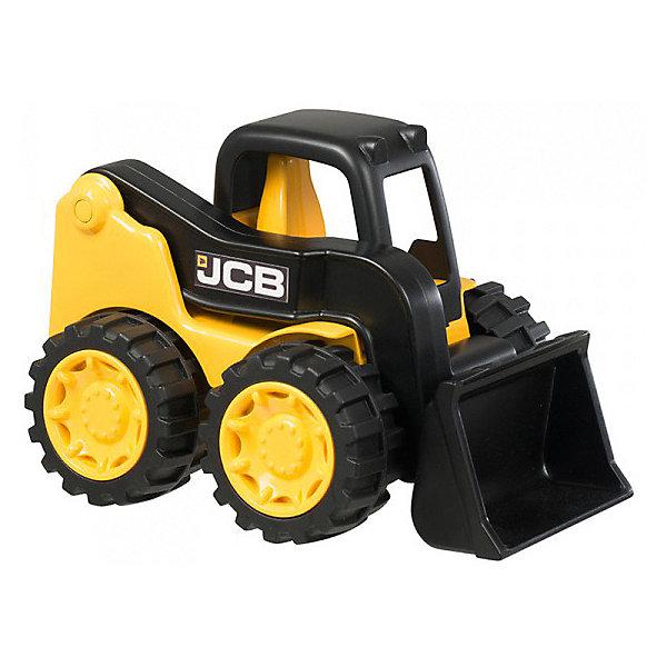 Купить Машинка HTI JCB Минипогрузчик, 18 см, Китай, желтый, Унисекс