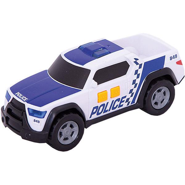 HTI Машинка HTI Roadsterz Полицейский внедорожник, 15 см