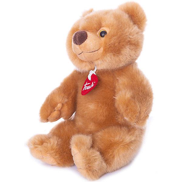 Trudi Мягкая игрушка Trudi Медведь Гектор, 24 см trudi лайка маркус 24 см trudi