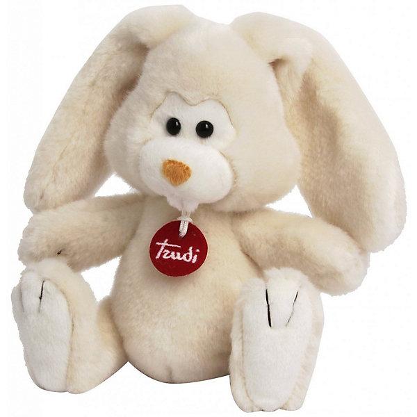 Trudi Мягкая игрушка Trudi Заяц Вирджилио, 24 см trudi лайка маркус 24 см trudi