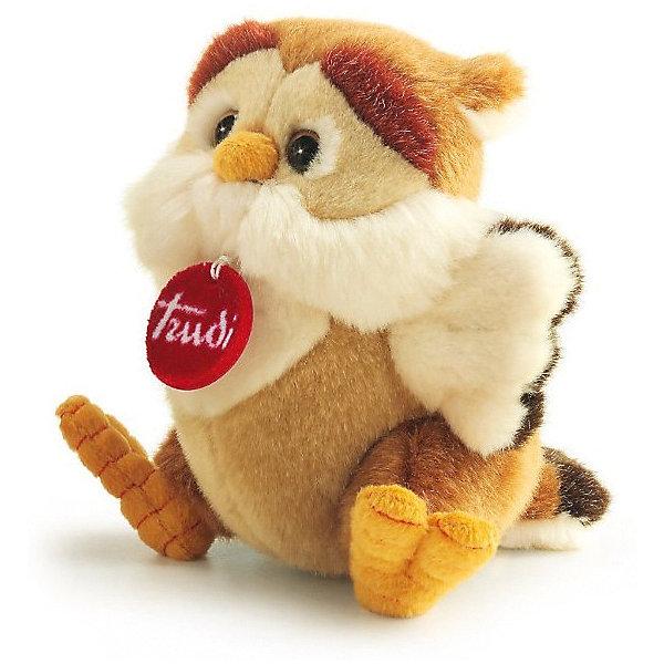 Trudi Мягкая игрушка Trudi Филин Реналдо, 26 см trudi мягкая игрушка панда кевин сидячая 34 см